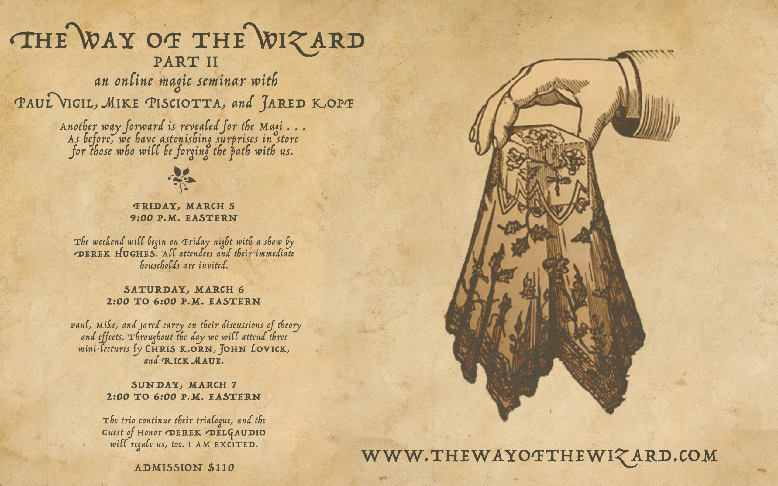 The Way of the Wizard II