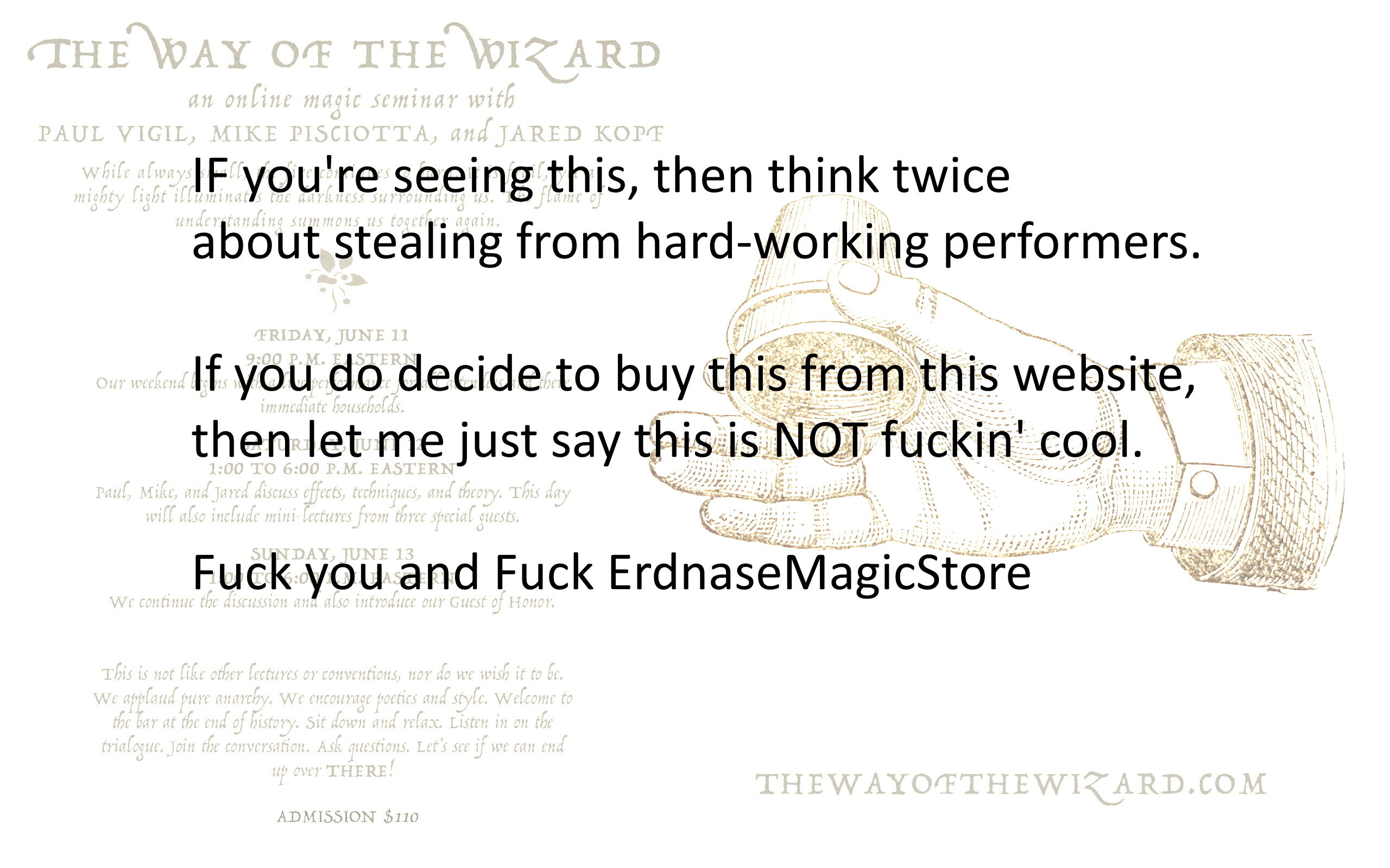 The Way of the Wizard 3