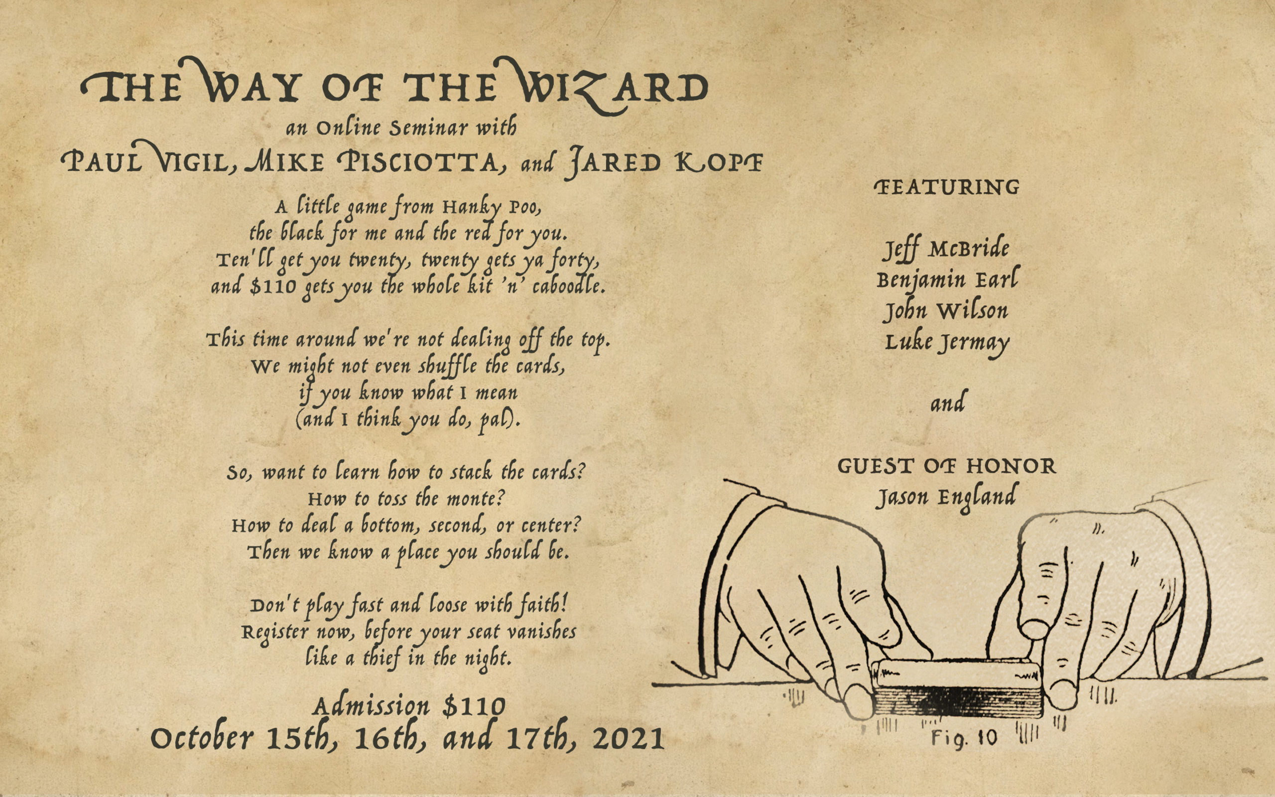 The Way of the Wizard IV